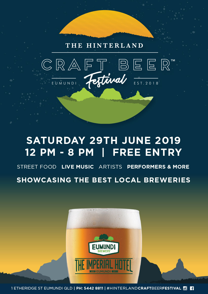 THE HINTERLAND CRAFT BEER FESTIVAL