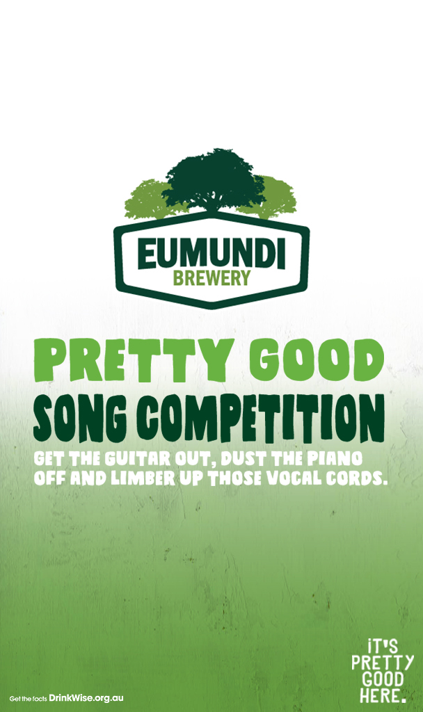 EUMUNDI'S PRETTY GOOD SONG COMPETITION